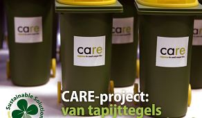 The CARE project: from carpet tiles to green fuel